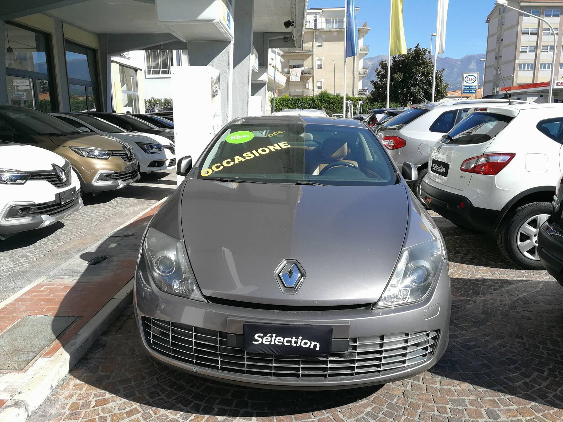 renault laguna coupe 39 2 0 dci 180 cv 4 control renault oeo newauto sora. Black Bedroom Furniture Sets. Home Design Ideas