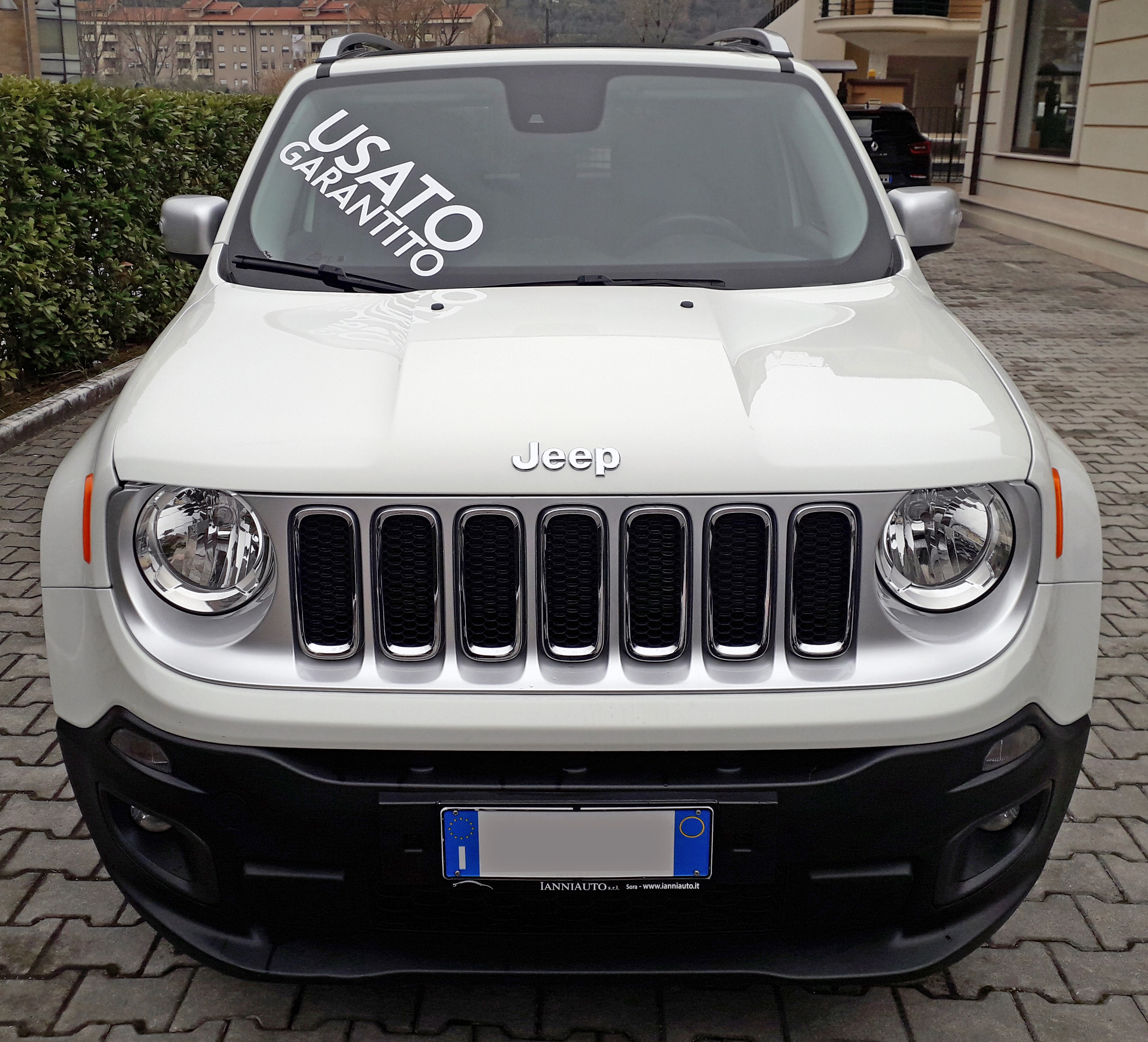 jeep renegade 1 6 multijet 120 cv limited