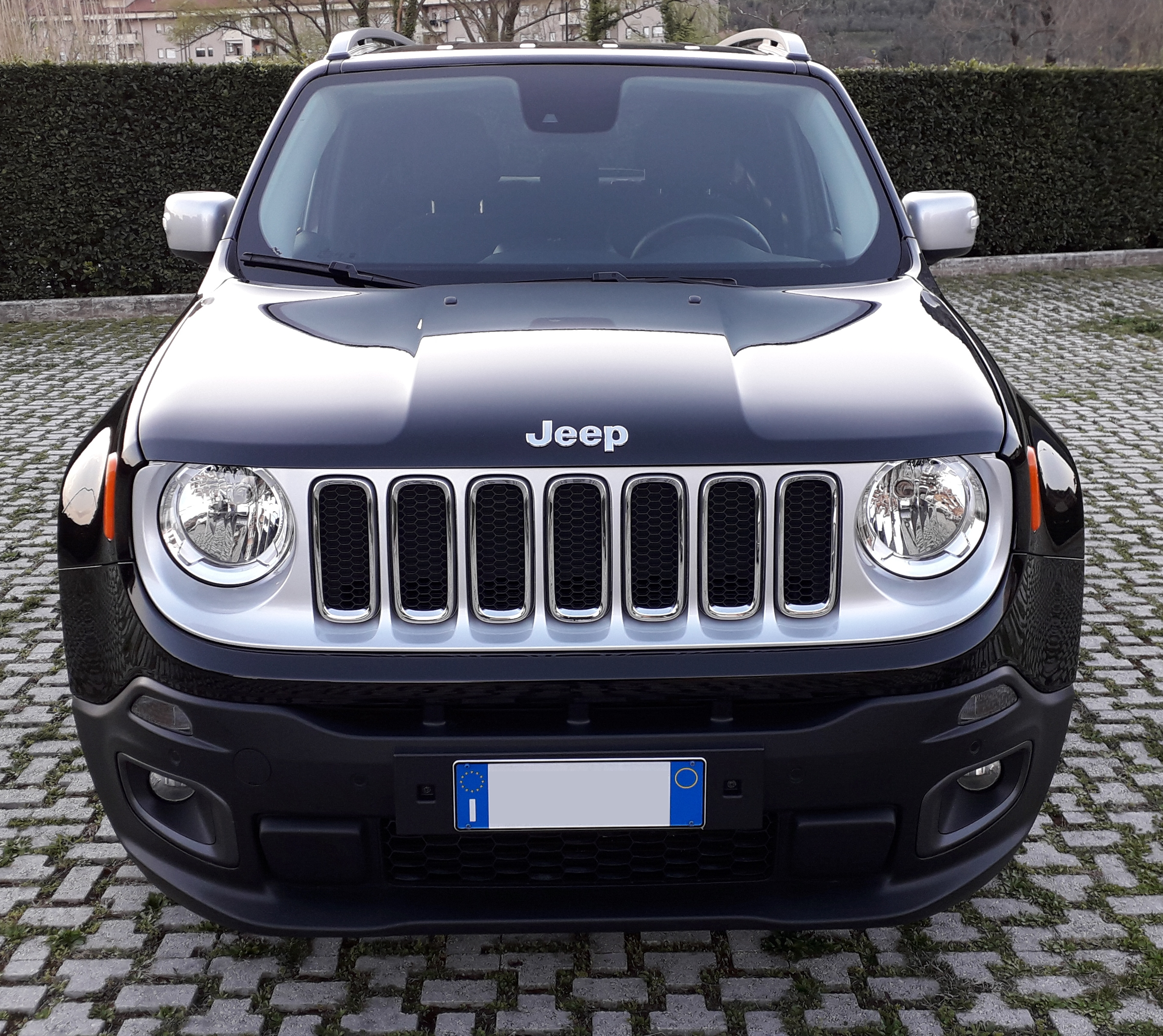 jeep renegade 1 6 multijet 120 cv fwd limited