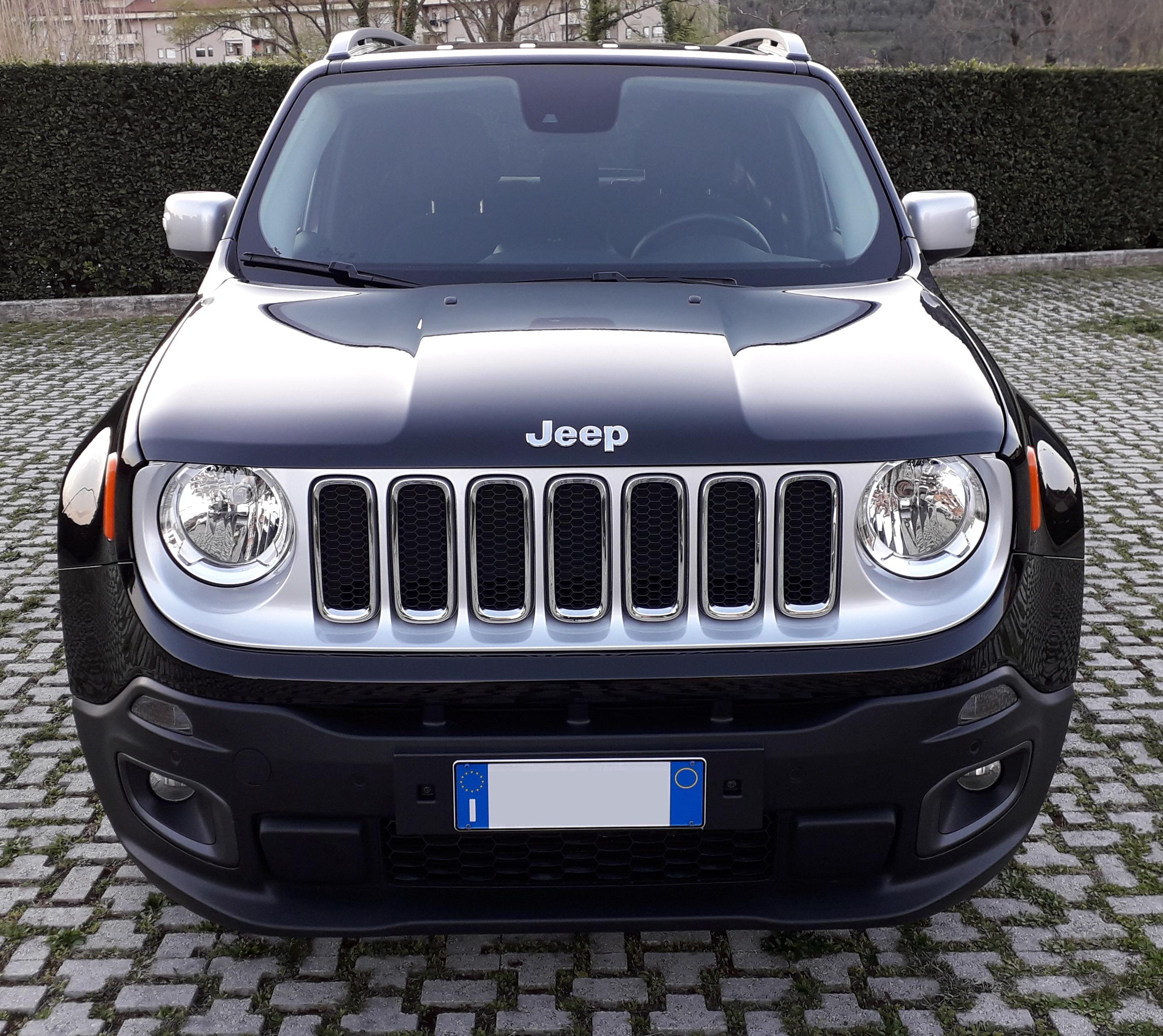 jeep renegade 1 6 multijet 120 cv fwd limited